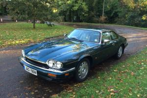 Immaculate Jaguar XJR Celebration 4.0 with Unique Reg Number JAG 1 96N
