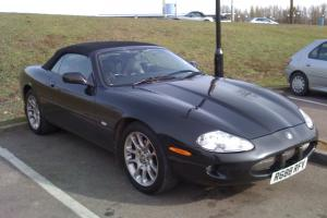 JAGUAR XK8 2 DOOR CONVERTIBLE  Photo
