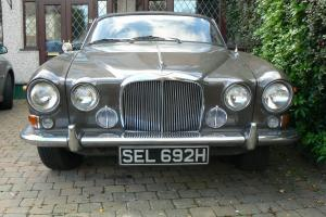 Jaguar 420G (Mk 10) - 1970 (H)  Photo