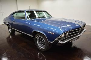 1969 Chevrolet Chevelle 350 Auto! Cool Car Check it Out!