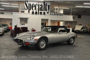 XKE, E-type, convertible, 5-speed, original engine, fully restored Photo