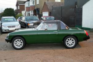 MG MGB Roadster  Photo