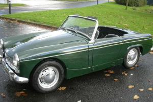 MG Midget, Exceptionally rare, 1961