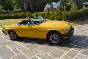 1979 MGB Roadster  Photo