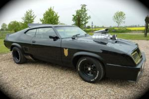 FORD FALCON XB GT 500 COUPE 6.5 V8 INTERCEPTOR  Photo