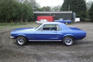 1967 Mustang Coupe Built 351 V8 Automatic