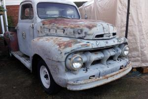 1952 Ford F1 Stepside Pickup Truck  Photo