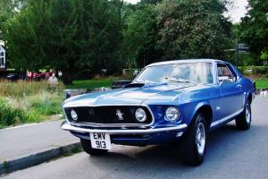 1969 Ford Mustang GT 390 - Coupe  Photo