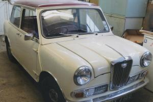 Wolseley Hornet in absolute Pristine Condition