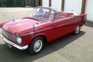 Hillman Superminx Convertible 1964