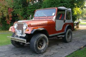 CJ5 JEEP 1980 FITTED WITH 350 CHEVY V8,PART EXCHANGE CONSIDERED