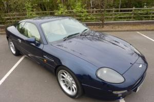 Aston Martin DB7 Coupe Blue eBay Motors #171167528922 Photo