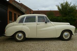 1954 DAIMLER CONQUEST/CENTURY WHITE  Photo