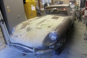 1967 Jaguar E-type 2 Photo