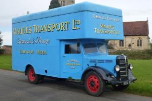 1941 Bedford Luton Lorry