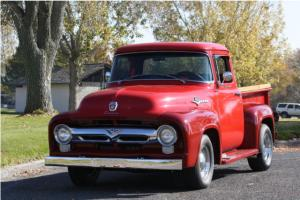 1956 FORD F100 351 4 SPEED VERY NICE TRUCK MUST SEE!!