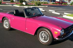1969 Triumph TR6 Base 2.5L Photo