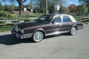 1982 Lincoln Continental Brown/Tan 40K orig miles