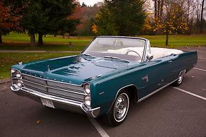 1967 Plymouth Fury Sport 6.3L