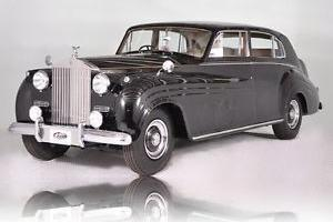 1955 Rolls-Royce James Young Limousine
