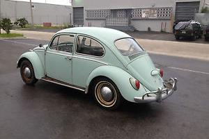 1965 Volkswagan Beetle All Original from Germany Collectors Car,Fully Documented