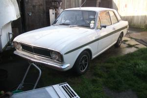 MKII Lotus Cortina  Photo