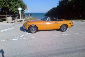 1970 MGB Convertible Photo