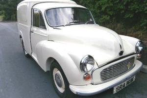 Morris Minor Austin Van 1972 Lovely Condition Drives superbly 83000 miles