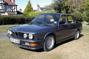 1986/D BMW M535I (E28) manual, full leather, nice driving example, warranty