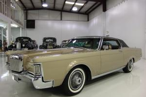 1969 LINCOLN CONTINENTAL MARK III, ONLY 27,069 ORIGINAL MILES, AIR CONDITIONING!