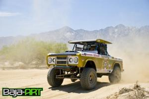 Ford Big Oly Replica Bronco Trophy Truck Parnelly Jones Rare Desert Racing Truck