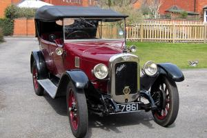 Vintage Austin 12/4 Clifton Tourer 1926  Photo