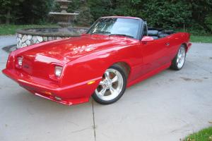 Other Makes RARE CUSTOM 1989 AVANTI  CONVERTIBLE