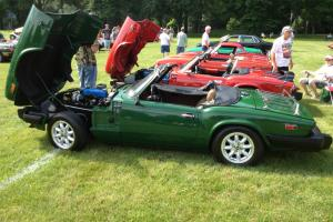 Fully restored 1980 Triumph Spitfire 1500 Convertible Photo