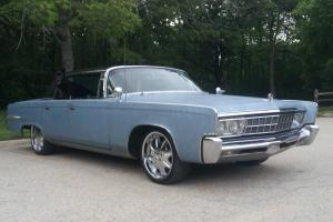 1966 Chrysler Imperial Crown 7.2L