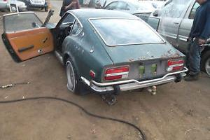 1969/70 DATSON 280Z (PARTS CAR ONLY)