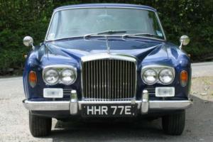 1967 Bentley T Type 2 dr Coupe CBH2128