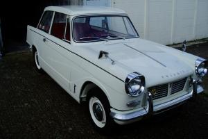 1967 TRIUMPH HERALD 1200  Photo