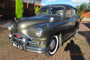 STANDARD VANGUARD 1954 2.1cc  Photo