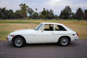 null MGB GT MG Photo
