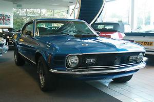 Ford Mustang Mach 1 1970