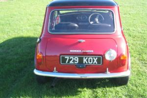 1963 Morris Mini mk1 1275 Cooper Badged 50 Years old Yesterday