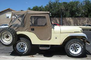 1966 cj5 jeep tuxedo park mark iv edition 48000 original. Black Bedroom Furniture Sets. Home Design Ideas