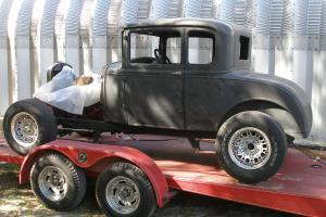 1930 FORD 5 Window COUPE -Rat Rod-Hot Rod