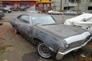1968 CHEVY IMPALA 327 2 DOOR FASTBACK Photo