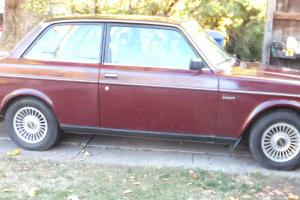 1981 Volvo 242,/240 Coupe, 242 Two Door--Good Condition,