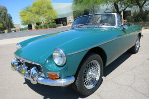 Convertible 2-Tops Fresh Resto Runs Excellent in AZ like MGA 62 63 65 66 67 68 Photo