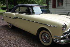 1953 Packard Convertible Photo