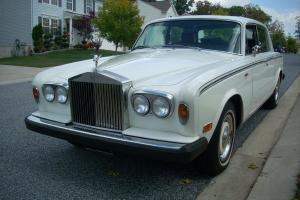 ROLLS ROYCE SILVER SHADOW Photo