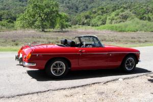CLEAN 1971 NGB OVERDRIVE TRANS NEW PAINT REBUILT AWESOME TRIUMPH TR6 SPRITE ALFA